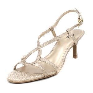 Fioni Morris Strappy Heels